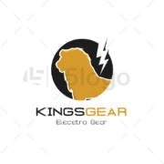 kingsgear logo design