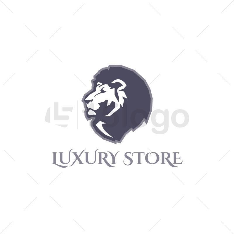 Luxury Store Creative Logo