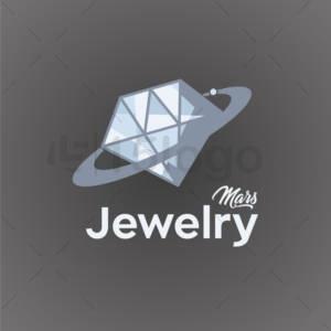 mars jewelry creative logo