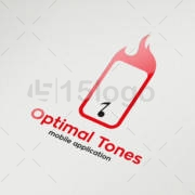 optimal tones creative logo