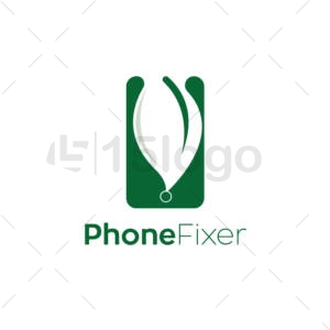 phone fixer logo
