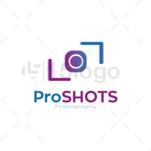 pro shots creative logo