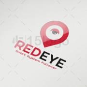 redeye logo template