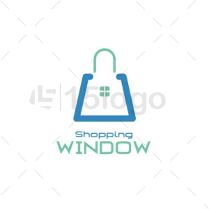 shopping window logo