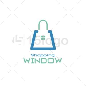 shopping window logo