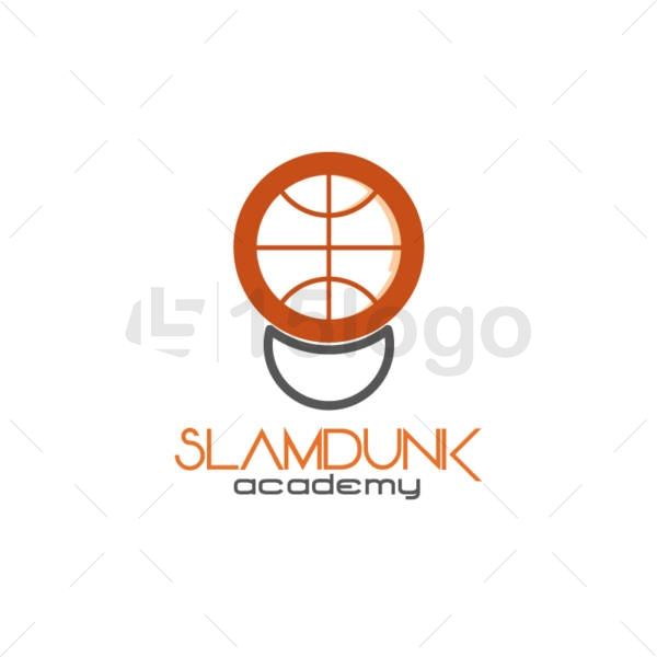 slamdunk logo design