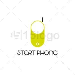 start phone logo