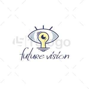Future vision Logo Design