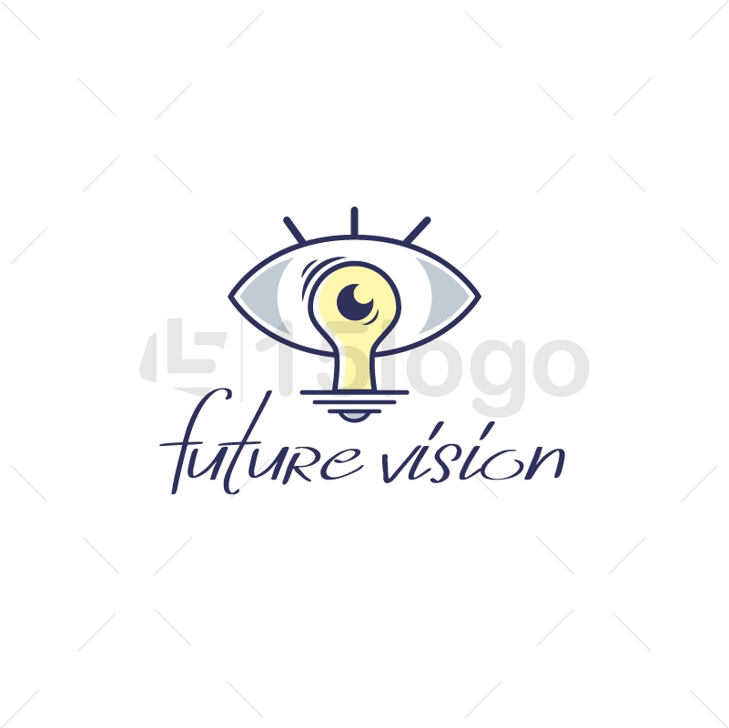Future vision Logo Design