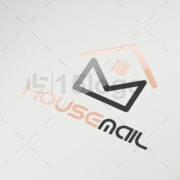 house mail creative logo