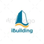 ibuilding logo design