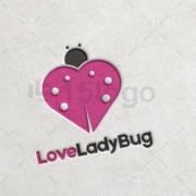 Amore Logo Ladybu Template