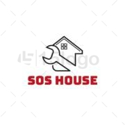 sos house creative logo