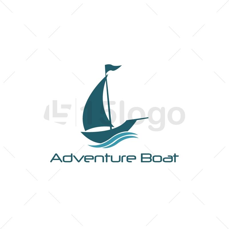 Adventure Boat Logo