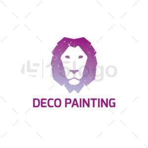 déco painting créative logo