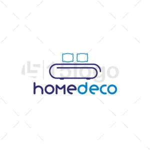 home deco logo template