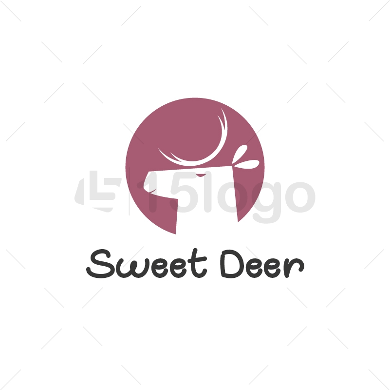 Sweet Deer Logo