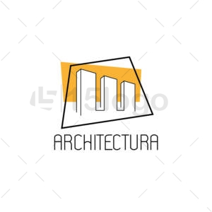 architectura logo design