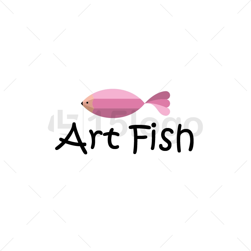 Art Fish Creative Logo