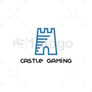 castle gaming logo design online