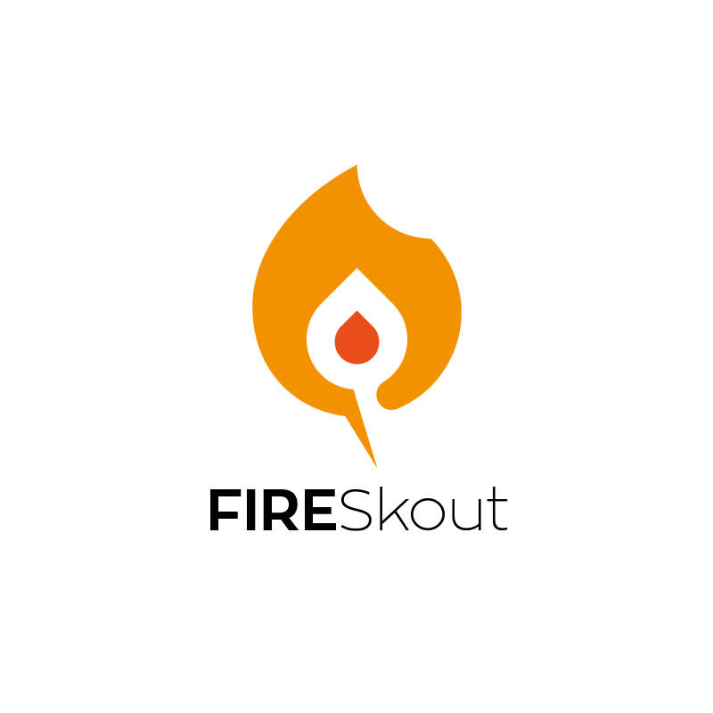 Fire Skout Logo Design