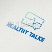 healthy talks logo