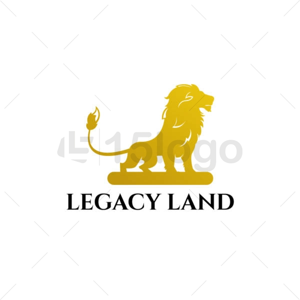 legacy land logo Design