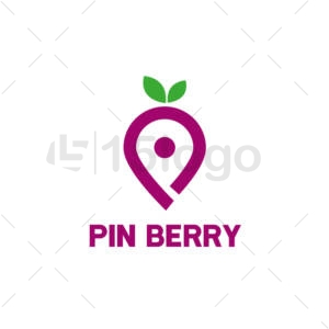 pin berry creative logo