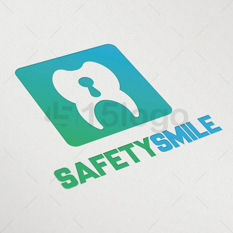 safety smile logo template 15logo