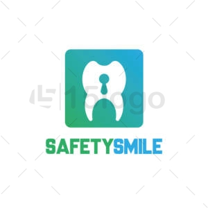 safety smile logo template