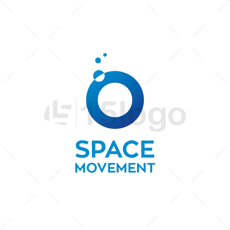 Space Movement Logo Template