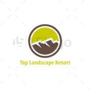 top landscape resort logo