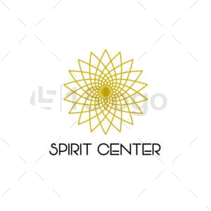 spirit center online logo template