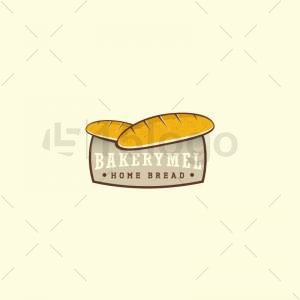Bakerymel logo design