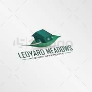 Ledyard Meadows Logo Design