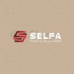 Selfa logo design
