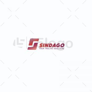 Sindago logo design