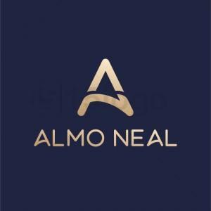 Almo Neal logo template