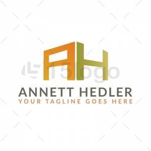 Annette Hedler logo design