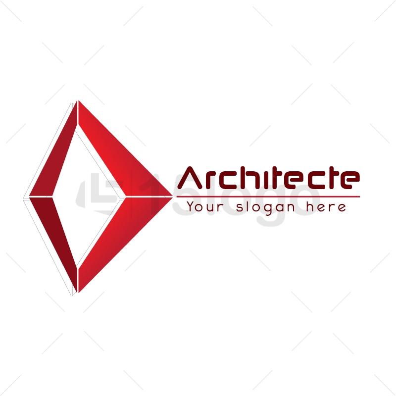 Architecte logo template