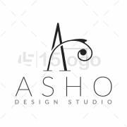 Asho logo design