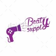 Beauty supply logo design