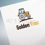 Golden trac logo