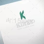 Kinet logo design