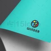 Winder logo template