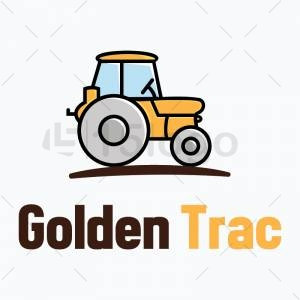 Golden trac logo