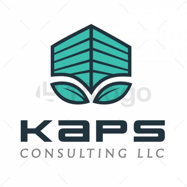KAPS logo design