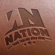 Nation logo template
