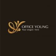 Office Young logo design