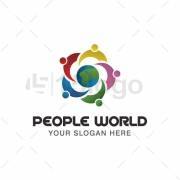 People world logo